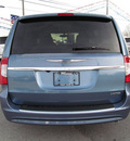 chrysler town and country 2012 lt  blue van limited flex fuel 6 cylinders front wheel drive automatic 45840