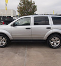 dodge durango 2007 silver suv limited gasoline 8 cylinders rear wheel drive automatic 77388