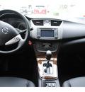 nissan sentra 2013 black sedan sl 4 cylinders front wheel drive automatic 77477