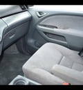 honda odyssey 2005 silver van ex gasoline 6 cylinders front wheel drive 5 speed automatic 75235