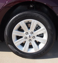 ford taurus 2011 maroon sedan se gasoline 6 cylinders front wheel drive automatic 76108