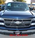 chevrolet silverado 1500 classic 2007 dk  blue pickup truck lt1 6 cylinders rear wheel drive automatic 76051