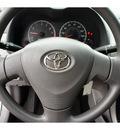 toyota corolla 2009 silver sedan gasoline 4 cylinders front wheel drive automatic 76543