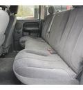 dodge ram 1500 2005 white pickup truck slt gasoline 8 cylinders rear wheel drive automatic 76513
