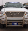 ford f 150 2008 white lariat flex fuel 8 cylinders 4 wheel drive automatic 78861