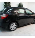 toyota matrix 2013 black hatchback l gasoline 4 cylinders front wheel drive automatic 91731