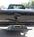 chevrolet silverado 1500 2004 black gasoline 8 cylinders 4 wheel drive 4 speed automatic 13502