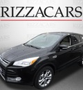 ford escape 2013 black suv sel gasoline 4 cylinders front wheel drive automatic with overdrive 60546