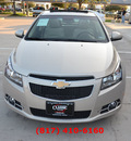 chevrolet cruze 2012 gold sedan ltz 4 cylinders automatic 76051