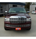 lincoln navigator 2010 red suv flex fuel 8 cylinders 2 wheel drive automatic with overdrive 77706