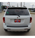 pontiac torrent 2008 white suv gasoline 6 cylinders front wheel drive automatic with overdrive 77706