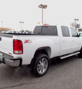 gmc sierra 2500hd 2010 white slt z71 8 cylinders automatic with overdrive 99336