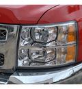chevrolet silverado 1500 2013 red lt flex fuel v8 2 wheel drive automatic 78521