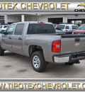 chevrolet silverado 1500 2012 gray ls flex fuel 8 cylinders 2 wheel drive automatic 78521