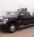 ford f 350 super duty 2013 black platinum biodiesel 8 cylinders 4 wheel drive automatic 76011
