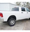 ram 2500 2012 white st gasoline 8 cylinders 4 wheel drive not specified 77515