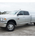 ram 3500 2012 silver slt diesel 6 cylinders 4 wheel drive not specified 77515