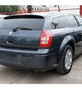 dodge magnum 2007 blue wagon se gasoline 6 cylinders rear wheel drive automatic 77018