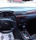 chevrolet impala 2008 dk  blue sedan lt flex fuel 6 cylinders front wheel drive automatic 76108