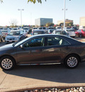 toyota camry 2012 gray sedan le gasoline 4 cylinders front wheel drive automatic 76053