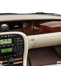 jaguar xj series 2006 black sedan xj8 gasoline 8 cylinders rear wheel drive shiftable automatic 75057