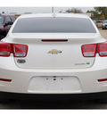 chevrolet malibu 2013 white sedan eco gasoline 4 cylinders front wheel drive automatic 78853