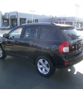 jeep compass 2011 blue suv latitude gasoline 4 cylinders 2 wheel drive automatic 75503