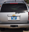 chevrolet tahoe 2013 silver suv lt flex fuel v8 2 wheel drive 6 speed automatic 77090