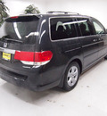 honda odyssey 2008 black van touring gasoline 6 cylinders front wheel drive automatic 91731