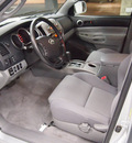 toyota tacoma 2010 silver prerunner v6 gasoline 6 cylinders 2 wheel drive automatic 91731
