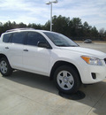 toyota rav4 2012 white suv gasoline 4 cylinders 2 wheel drive automatic 75569