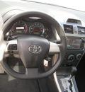 toyota corolla 2013 black sedan s gasoline 4 cylinders front wheel drive automatic 75569
