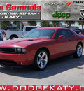 dodge challenger 2013 maroon coupe sxt plus flex fuel 6 cylinders rear wheel drive shiftable automatic 77450