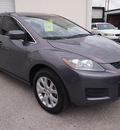 mazda cx 7 2008 gray suv grand touring gasoline 4 cylinders automatic 77539