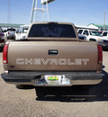 chevrolet c k 1500 series 1996 beige pickup truck c1500 cheyenne gasoline v6 rear wheel drive automatic 79119