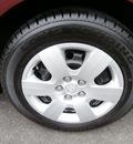 hyundai sonata 2008 maroon sedan gls gasoline 4 cylinders front wheel drive automatic 13502