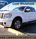 ford f 150 2010 white fx2 gasoline 8 cylinders 2 wheel drive automatic with overdrive 32401