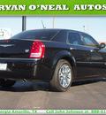 chrysler 300 2008 black sedan c hemi gasoline 8 cylinders rear wheel drive automatic 79110