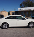 chrysler sebring 2008 white sedan lx gasoline 4 cylinders front wheel drive automatic 77037