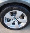bmw 525i 2006 gray sedan gasoline 6 cylinders rear wheel drive automatic 77539