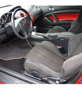 mitsubishi eclipse 2006 red hatchback gs gasoline 4 cylinders front wheel drive automatic 78666