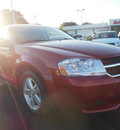 dodge avenger 2008 orange sedan sxt gasoline 4 cylinders front wheel drive automatic 34474