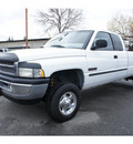 dodge ram 2500 2000 white slt diesel 6 cylinders 4 wheel drive automatic 95678