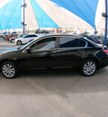 honda accord 2011 black sedan ex gasoline 4 cylinders front wheel drive automatic 79936