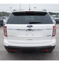ford explorer 2013 white suv limited flex fuel 6 cylinders 2 wheel drive automatic 77539