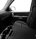 gmc sierra 1500 2013 black slt flex fuel 8 cylinders 2 wheel drive 6 speed automatic 77539