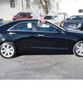 cadillac ats 2013 black sedan 2 0l performance gasoline 4 cylinders rear wheel drive automatic 78028