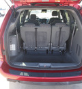 dodge grand caravan 2005 red van sxt 6 cylinders automatic 76108