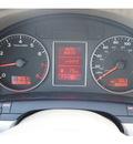 audi a4 2007 black sedan 2 0t gasoline 4 cylinders front wheel drive automatic 77034