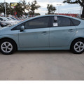 toyota prius 2013 lt  green hatchback four hybrid 4 cylinders front wheel drive automatic 78232